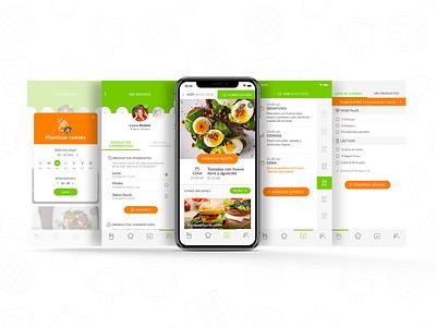 Sweep Us: Master project marvel sketch planning food waste ux design graphic design app design web design ui ui design