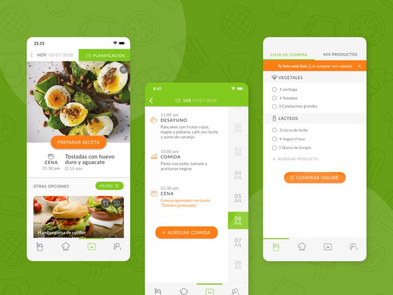 Sweep Us: Master project sketch marvel food waste design web design app design ux ui ui design