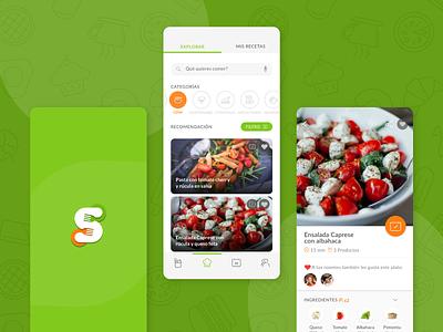 Sweep Us: Master project colorful sketch marvel food waste management tool design app design ui ui design