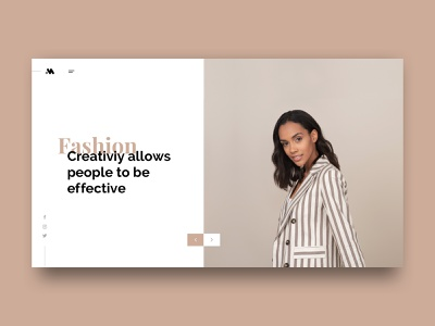 Photographer Portfolio Home Page webdesign webpage home homepage creativity creative fashion sketch concept photographer photograph photo web ui dribble design