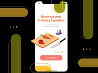 Cooking App Concept