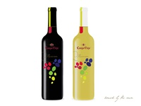 Pure Emotion - Wine Label Design Ana Androska