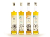 Packaging Design seed Oil Ana Androska