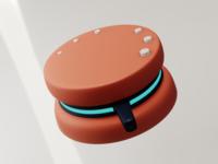 Volume control button