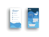 My graduation project - Business card (2/3)