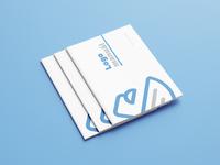 My graduation project - Logo brochure (3/3)