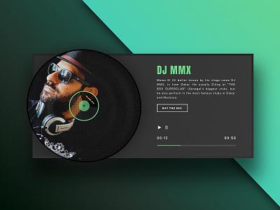 Demo song play minimalist playlist dj deejay mix song demo