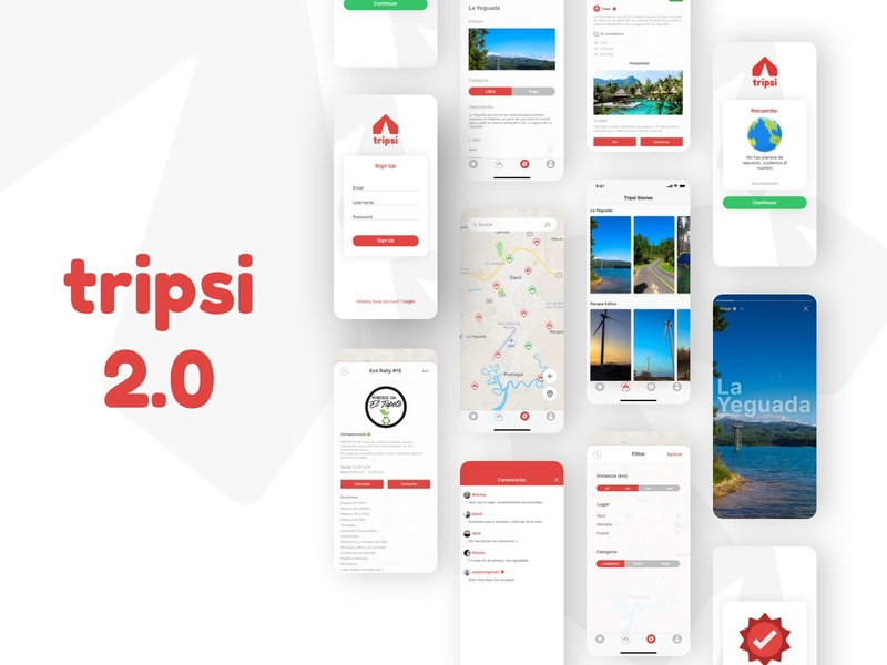tripsi 2.0 preview traveling travel app app ios trip travel