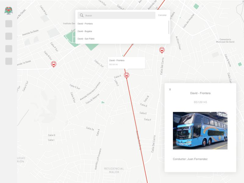 Geous WebApp concept website route traffic