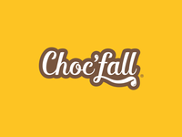 Choc'fall | Logo