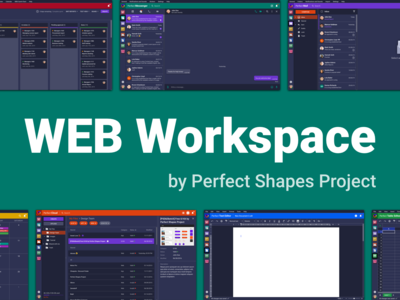 Perfect Apps: WEB Workspace 🗃