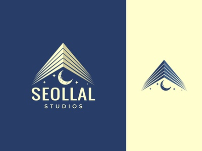 Logo Design for SEOLLAL STUDIOS