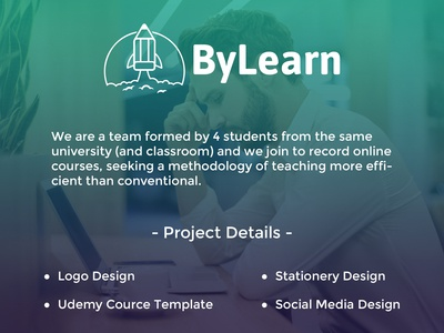 """Branding -  """"By Learn"""""""