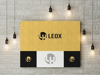 "Logo Design for Clothing Brand ""LEOX"""