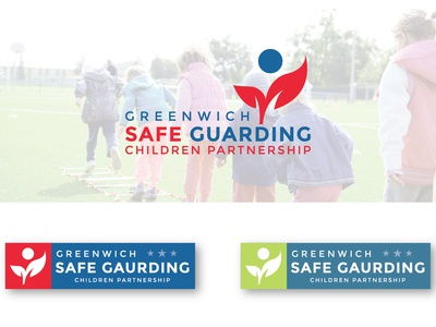 "Logo Design for ""GREENWICH SAFE GUARDING CHILDREN PARTNERSHIP"""