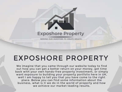 """Identity Design """"Exposhore Property"""""""