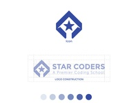 "Logo Design ""Star Coders"""