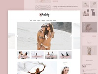 Personal Blog WordPress Theme