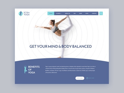 Yoga WordPress Theme dance school dance gym fitness meditation pilates yoga template minimal wordpress modern creative clean design web theme ux ui