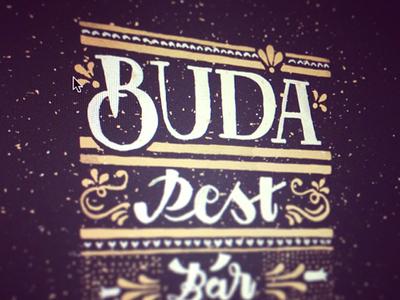 Buda - Pest - Bár