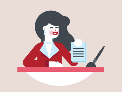 Legal support icon geometric law office illustration