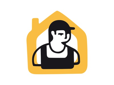 Building Engineer logo concept