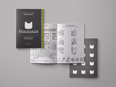The workbook vectorartwork lineart vector branding figurative illustration