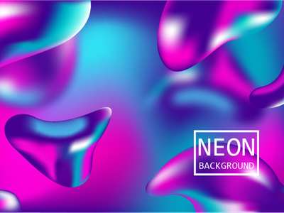 Neon background banner background design background neon background neon colors neon light neon minimal app typography branding ux web ui design vector illustration
