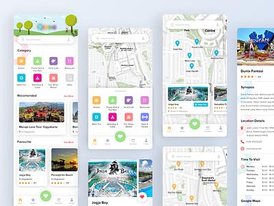 Childrens Playground Application Platform illustration maps app gps app place app children app children iphone 10 app design design simple ui ios iphone x clean app ux ui ux ui