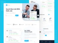 Hello Job - Job Website