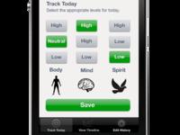 Mind, Body, Spirit Tracker