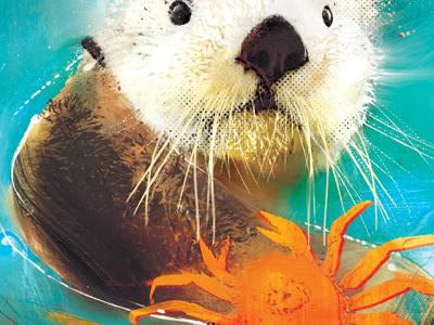 Sea Otter by Danny Allison