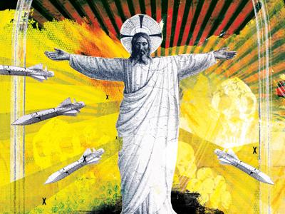 Religion Is Dangerous Atheist Propoganda Poster Print Ready