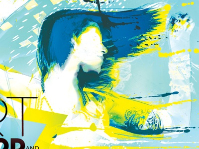 Emi Records Danny Allison Dance Music Illustration