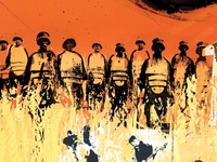 Metro Illustration Danny Allison Revolution