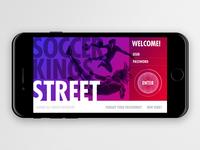 Soccer Kings Street