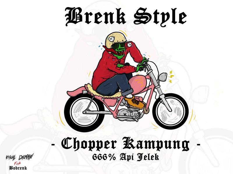 Brenk Style Motocyclops