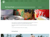 Do good fund