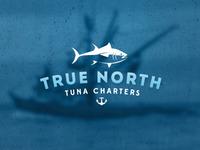 True North Tuna Charters - Logo