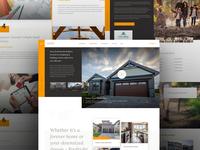 Rooftight - Web Design