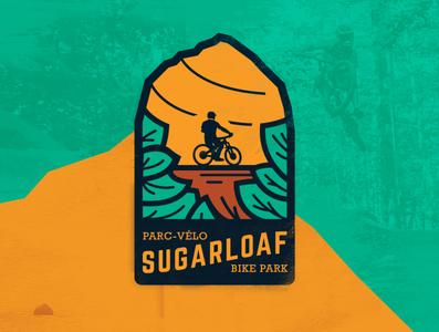 Sugarloaf Bike Park - Branding