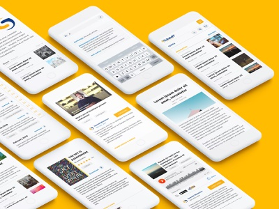 Multi Resource Mobile Web Design church archives dictionary ebooks authors videos podcasts articles mobile website mobile ui mobile website design mobile web design website family faith design ux user interface ui