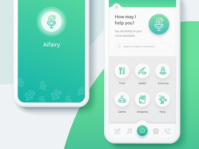 Aifairy app for IOS