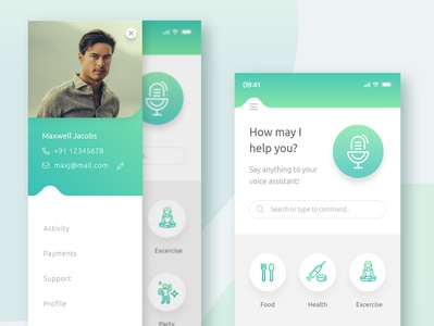 Aifairy voice assistant daily activity planner app for IOS