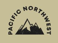 Pacific Northwest Mountain logo