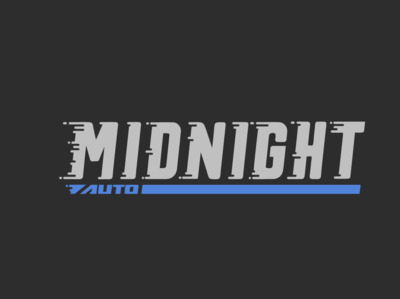 Midnight auto body shop