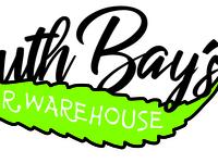 South Bay PR Warehouse Logo Concept