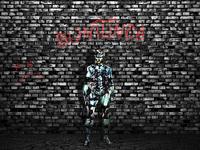 Solid Snake Sunil Wallpaper 3