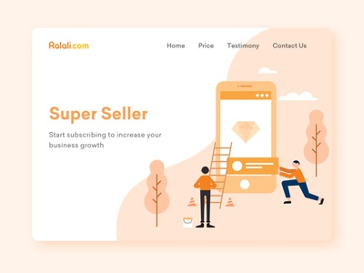 Super Seller for Ralali.Com