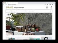 Local Brand - Handcraft eCommerce